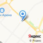 Добрых дел мастер на карте Архангельска