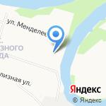 Спецстройсити на карте Архангельска