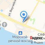 Первый городской ломбард на карте Архангельска