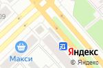 Схема проезда до компании Люпин в Архангельске