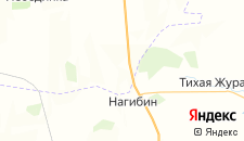Отели города Батовка на карте