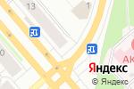Схема проезда до компании Стрекоза в Архангельске