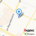 Да Винчи на карте Архангельска