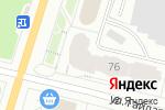 Схема проезда до компании ОБВОДНЫЙ КАНАЛ, 76, ТСЖ в Архангельске