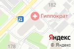 Схема проезда до компании floRia в Архангельске