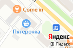Схема проезда до компании Polaroid Photo в Архангельске
