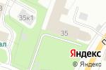 Схема проезда до компании Военный комиссариат Архангельской области в Архангельске