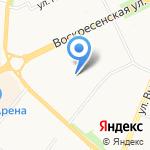 ПЕРВЫЙ ЦВЕТОЧНЫЙ СУПЕРМАРКЕТ на карте Архангельска
