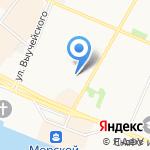 Российский Речной Регистр на карте Архангельска