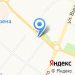 Fresh24 на карте Архангельска