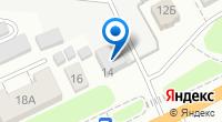 Компания Бергус на карте