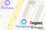 Схема проезда до компании Банкомат, Банк ВТБ 24, ПАО в Архангельске