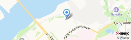 ArtGarage на карте Архангельска