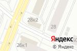 Схема проезда до компании Химпром в Архангельске