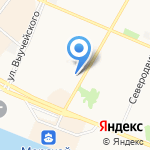Консультант на карте Архангельска