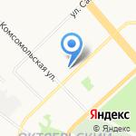 ЦЛАТИ на карте Архангельска