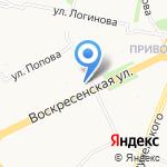 Студия 32 на карте Архангельска