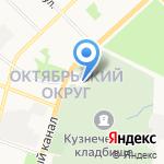 Воскресная школа на карте Архангельска