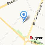Доктор Вет на карте Архангельска