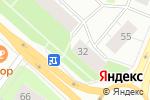 Схема проезда до компании Гараж в Архангельске