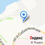 ТЕХКОМ на карте Архангельска