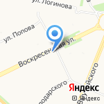 НОРД КЛОУД СОФТ на карте Архангельска