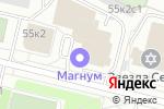 Схема проезда до компании Грядка в Архангельске