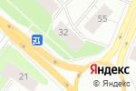 Схема проезда до компании Окто в Архангельске