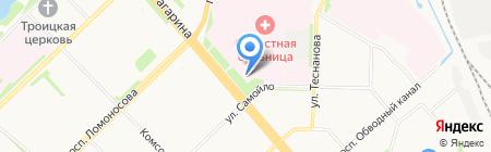 СГМУ на карте Архангельска
