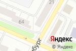 Схема проезда до компании Мобби в Архангельске