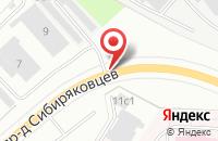 Схема проезда до компании Газ-Мастер в Архангельске
