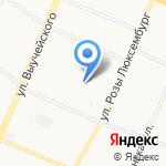 Веселые звоночки на карте Архангельска