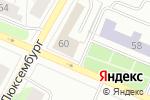 Схема проезда до компании Управление Пенсионного фонда РФ в г. Архангельске в Архангельске