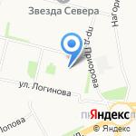Рекорд на карте Архангельска