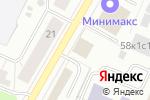 Схема проезда до компании P.I.V. в Архангельске