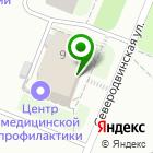Местоположение компании Адаманта