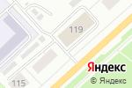 Схема проезда до компании СМУ-СеверСтрой в Архангельске