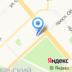 Эксперт-Центр на карте Архангельска
