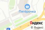 Схема проезда до компании КБ Юниаструм банк в Архангельске