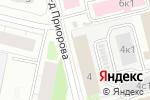 Схема проезда до компании Уютный дом-2 в Архангельске