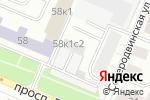 Схема проезда до компании NORD в Архангельске