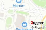 Схема проезда до компании КБ Ренессанс кредит в Архангельске