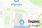 Схема проезда до компании Магазин фурнитуры для мебели в Архангельске