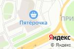 Схема проезда до компании Carolina в Архангельске