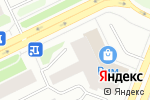 Схема проезда до компании Регион Пласт в Архангельске