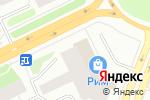 Схема проезда до компании Римская кофейня в Архангельске