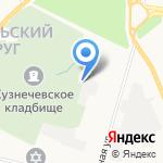 Сити Авто на карте Архангельска