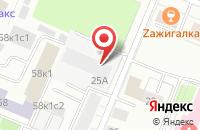 Схема проезда до компании Архавтоэкспресс в Архангельске