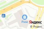 Схема проезда до компании GREGORY в Архангельске
