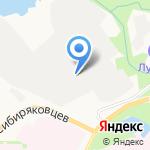 Стройтехника на карте Архангельска